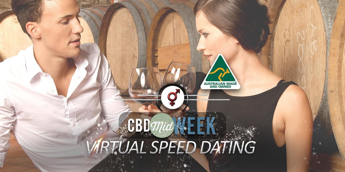 Melbourne Virtual Speed Dating | 24-35 | July, July 8 2020