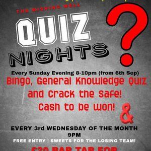 Sunday Night Quiz Night