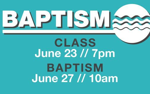 Baptism Class | Event in Yorkville | AllEvents.in