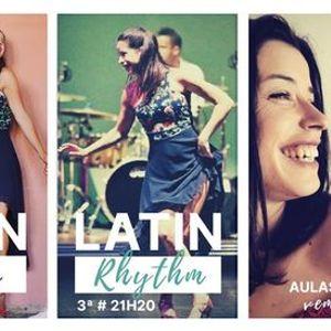 Latin Body and Shine  com Raquel Santos