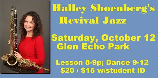 Halley Shoenbergs Revival Jazz - Glen Echo 1012