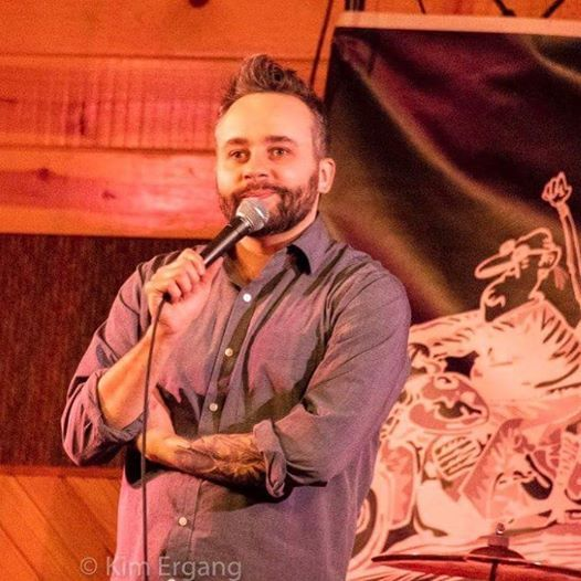 Xmas Comedy at The Lanes with Headliner Adam Blank