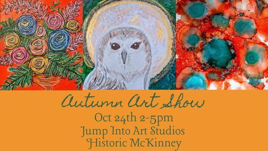 Autumn Art Show, 24 October | Event in McKinney | AllEvents.in