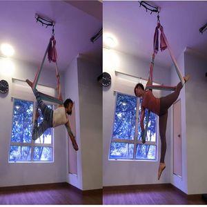 Aerial Dance Flow Class (10