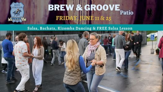 Brew & Groove Salsa Night on the Patio, 11 June | Event in Lexington | AllEvents.in