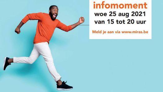 Algemeen infomoment - campus Kortrijk, 25 August | Event in Kortrijk | AllEvents.in