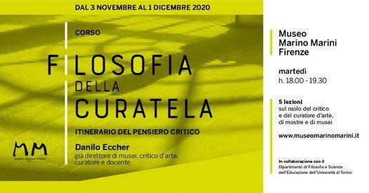 Filosofia della curatela - Danilo Eccher, 24 November | Event in Florence | AllEvents.in