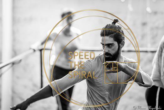 Plotinos Eliades  Speed the Spiral