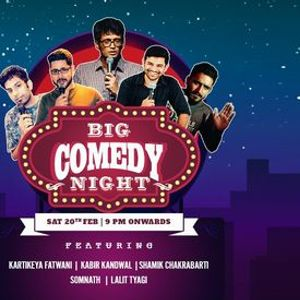 Big Comedy Night