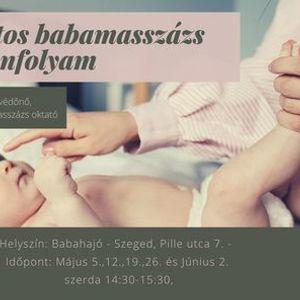 5 alkalmas babamasszzs tanfolyam Szegeden