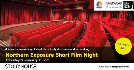 Northern Exposure Short Film Night