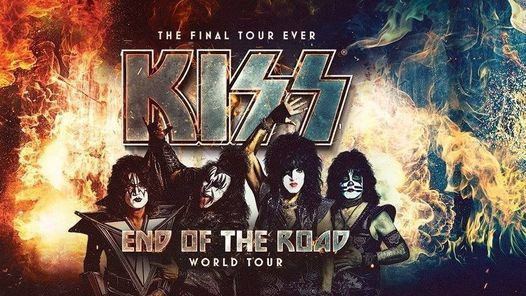 KISS: End of the Road World Tour 2021 | Event in Notus | AllEvents.in