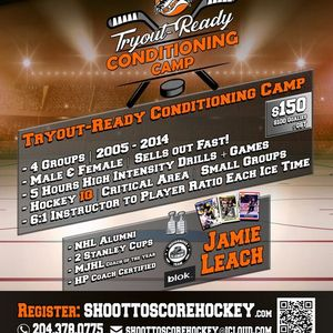 Try-Out Ready Conditioning Camp