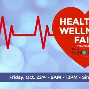 Seniors (ages 50) Health & Wellness Fair presented by Davis Audiology