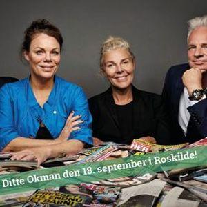 Det vi taler om - LIVE hos Roskilde Kongrescenter