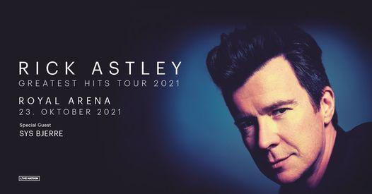 Rick Astley Greatest Hits Tour  Royal Arena