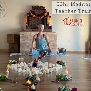 50hr Meditation - Weekend Teacher Training