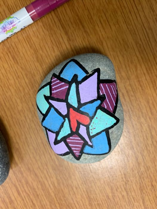 Mindful Rock Painting, 15 May | Event in Toddville | AllEvents.in