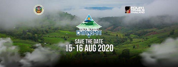 Ultra Trail Chiangmai 2020