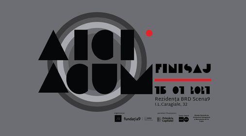 AICI.ACUM. - finisaj expoziție | Event in Bucharest | AllEvents.in