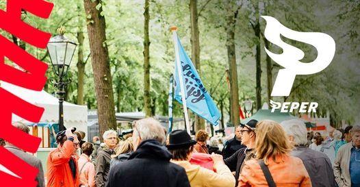 PEPER Festival   PEPER Tour met Hummingbird Music   Event in The Hague   AllEvents.in