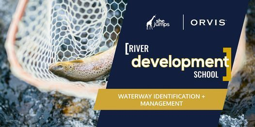 River Development School | Waterway Identification + Management, 16 June | Online Event | AllEvents.in