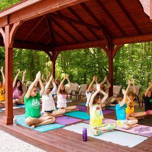 Outdoor Yoga with Sara (TeenAdult)