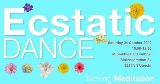 Ecstatic Saturday Morning Dance Mediatation, 24 October | Event in Utrecht | AllEvents.in