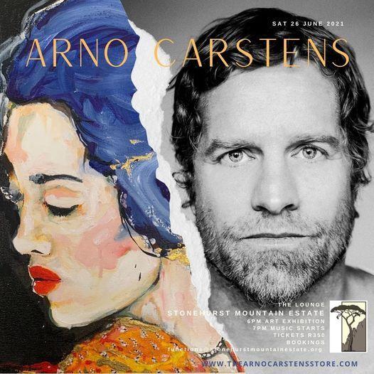 Arno Carstens Sunset Soirée at Stonehurst Mountain Estate, 18 September | Event in Cape Town | AllEvents.in
