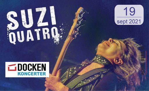 Suzi Quatro - Docken, 19 September | Event in Copenhagen | AllEvents.in