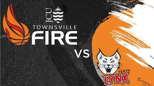 JCU Townsville Fire VS Perth Lynx