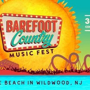 Barefoot Country Music Festival - Wildwood