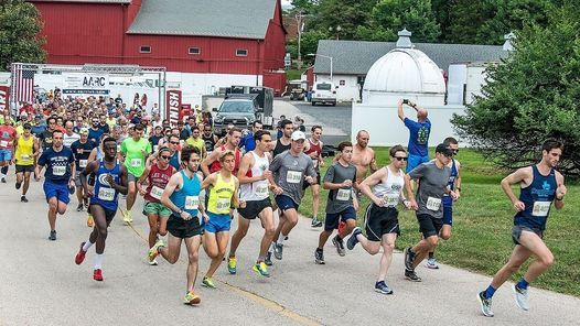 AARC Phils 5K Course Preview & Yoga for Runners, 15 August   Event in Ambler   AllEvents.in