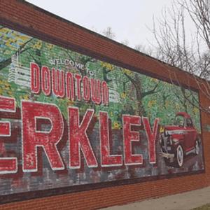 Metro City Walking Tour Berkley