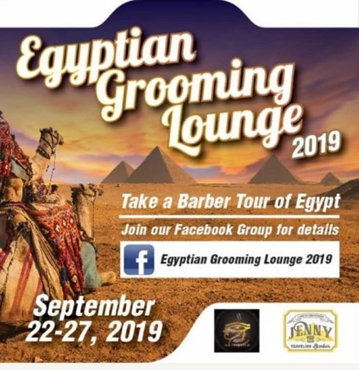 New barber event in Egypt from 22 Sep To 27 Sep 2019 at
