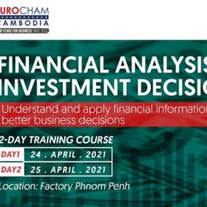 Training Course on Financial Analysis For Investment Decision Making