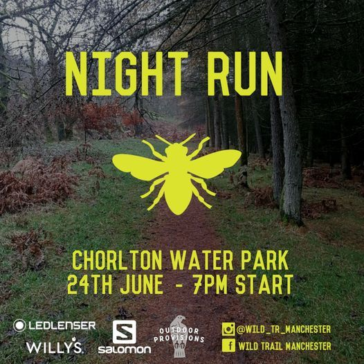 Mid-week Mersey Night Run | Event in Manchester | AllEvents.in