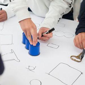 Kunst in Zicht - Vrij spel in Buitenschoolse Kinderopvang