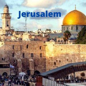 Virtual Tour Old City of Jerusalem