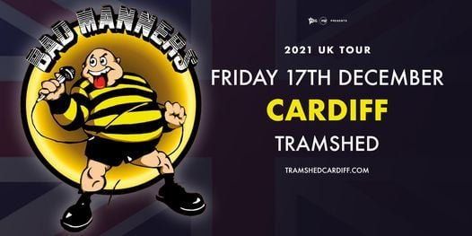Bad Manners at Tramshed | Cardiff, 20 December | Event in Cardiff | AllEvents.in