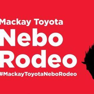 2021 Mackay Toyota Nebo Rodeo