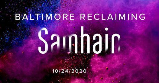 Samhain with Baltimore Reclaiming
