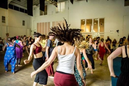 Ecstatic Dance UK  Summer Retreat
