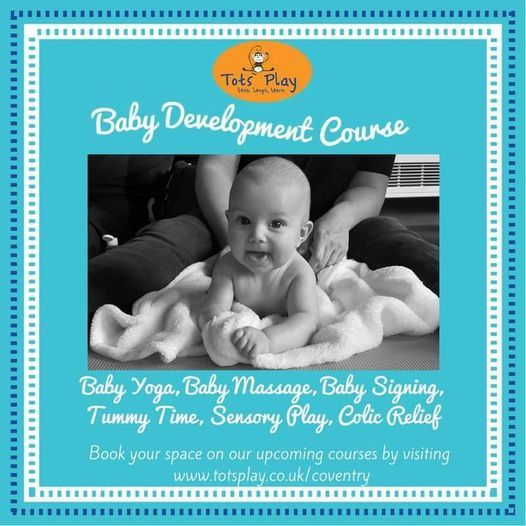 Baby Development Course June 2021, 9 June | Event in Coventry | AllEvents.in