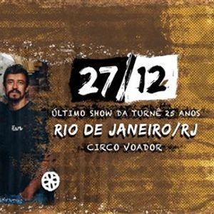 Raimundos - Turn 25 anos  Jimmy & Rats