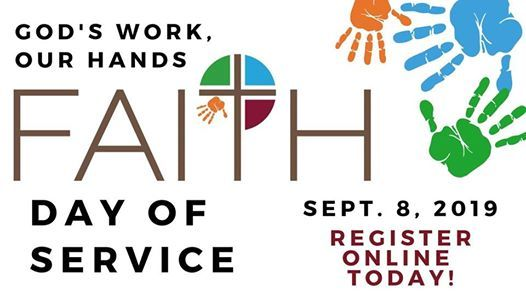 Gods Work, Our Hands: Day of Service at Faith Lutheran