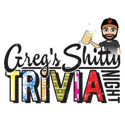 Greg's Shitty Trivia Night