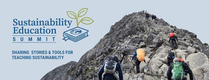 Sustainability Education Summit - Sharing Stories & Tools