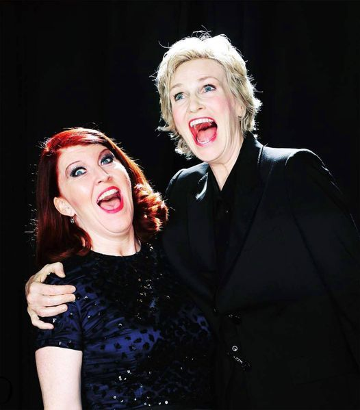 Jane Lynch & Kate Flannery: Two Lost Souls, 6 January   Event in North Little Rock   AllEvents.in