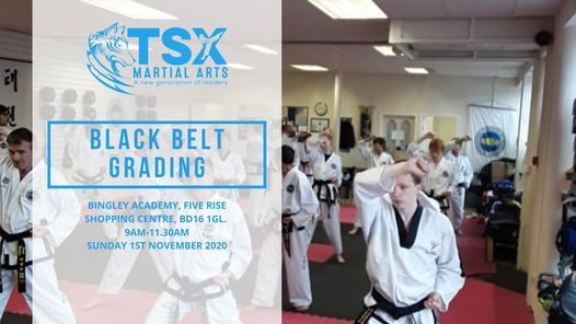 Black Belt Grading, 1 November | Event in Bradford | AllEvents.in